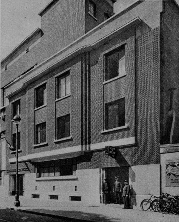 le centre administratif de montrouge avant 1934. Black Bedroom Furniture Sets. Home Design Ideas