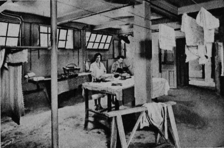 Hospice verdier de montrouge avant 1934 - Friteuse a l ancienne ...